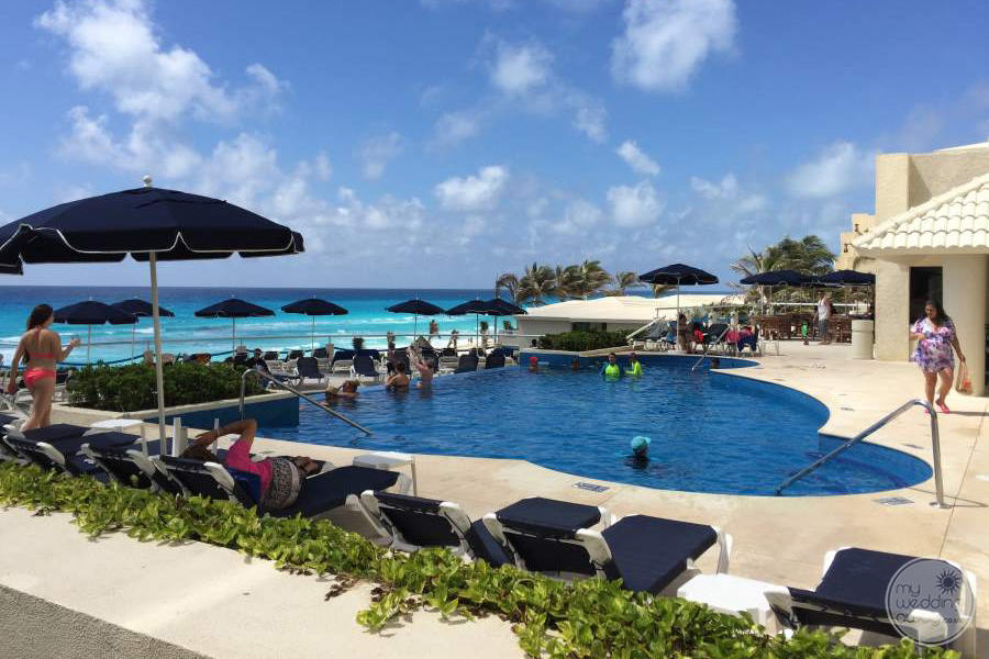 Occidental Tucancun Pool View