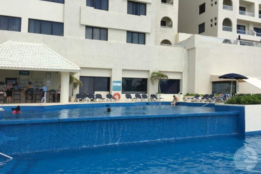 Occidental Tucancun Pool