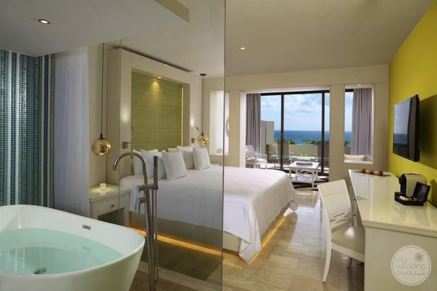 Paradisus Cancun Accommodations