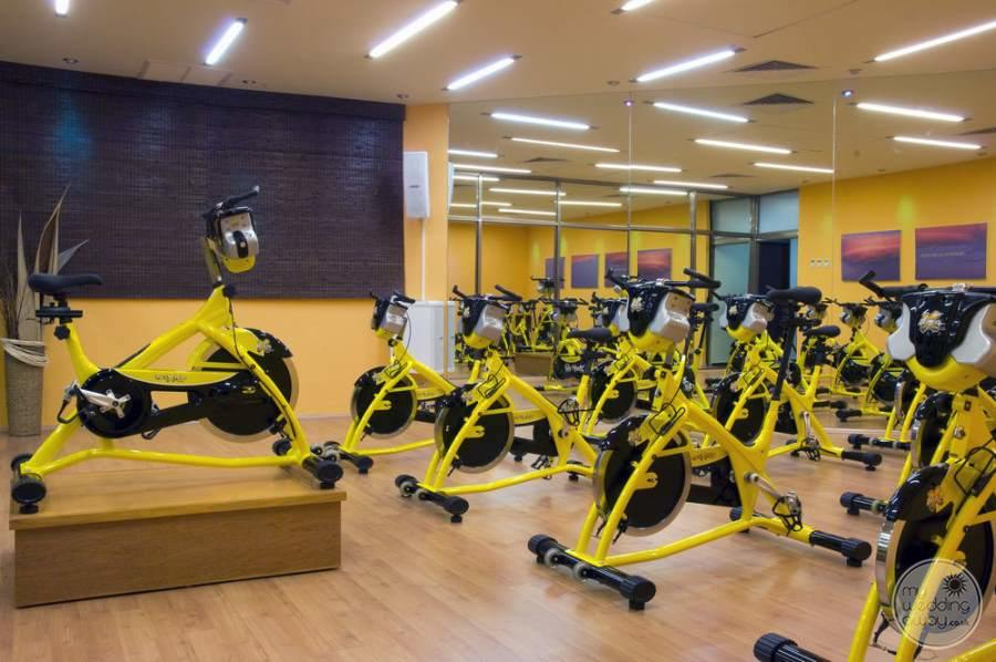 Paradisus Cancun Fitness Area