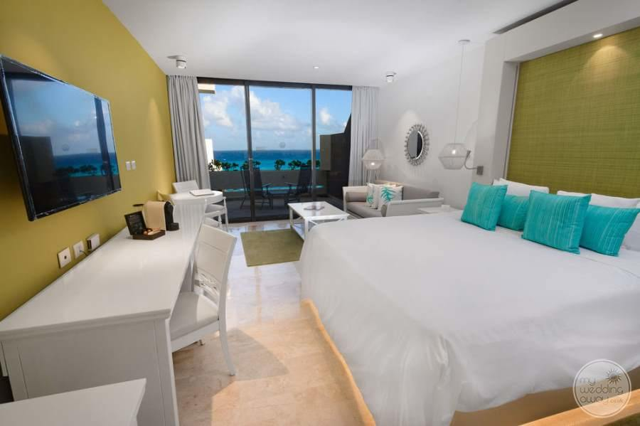 Paradisus Cancun King With View
