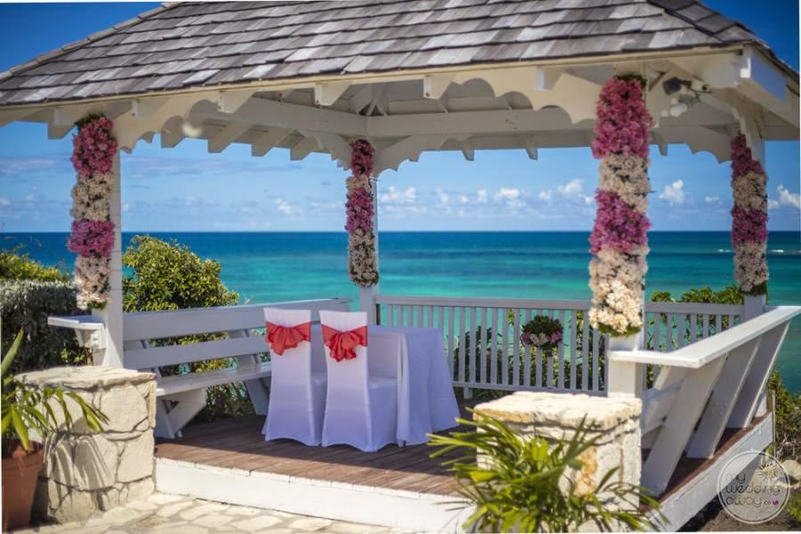Pineapple Beach Club Antigua Gazebo