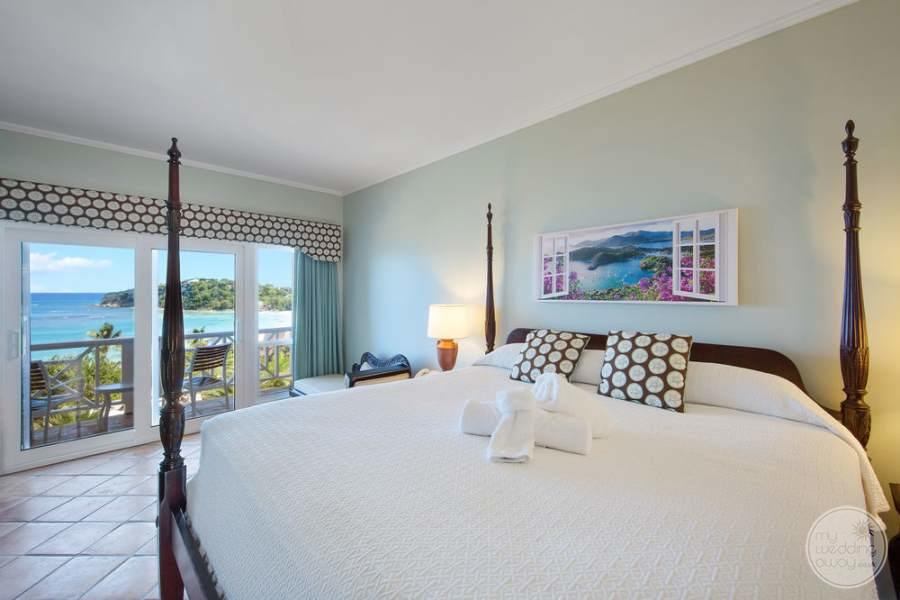 Pineapple Beach Club Antigua King Room with View