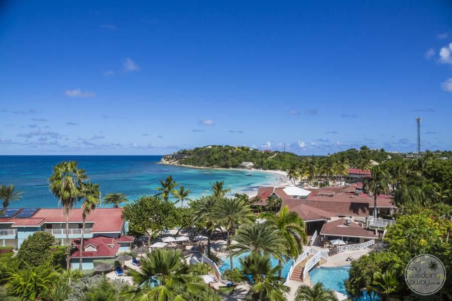 Pineapple Beach Club Antigua Resort View
