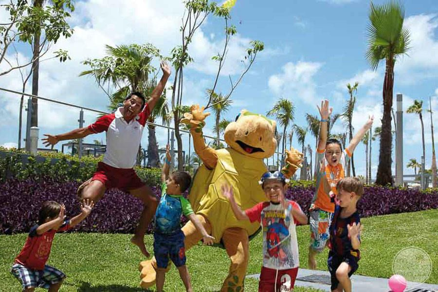 Riu Palace Peninsula Cancun Kids Club