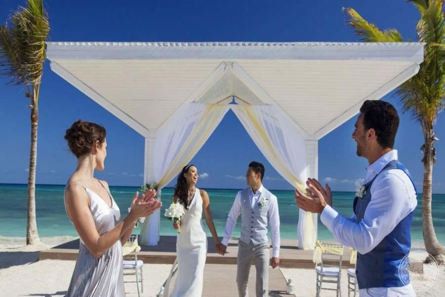 Royalton Antigua Beach Wedding