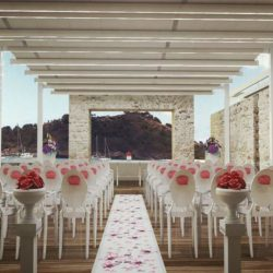 Royalton Antigua Terrace Wedding Ceremony