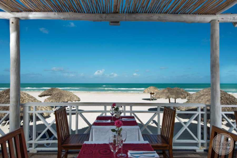 Royalton Hicacos Beach Dining