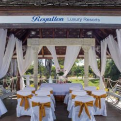 Royalton Hicacos Gazebo Wedding Venue