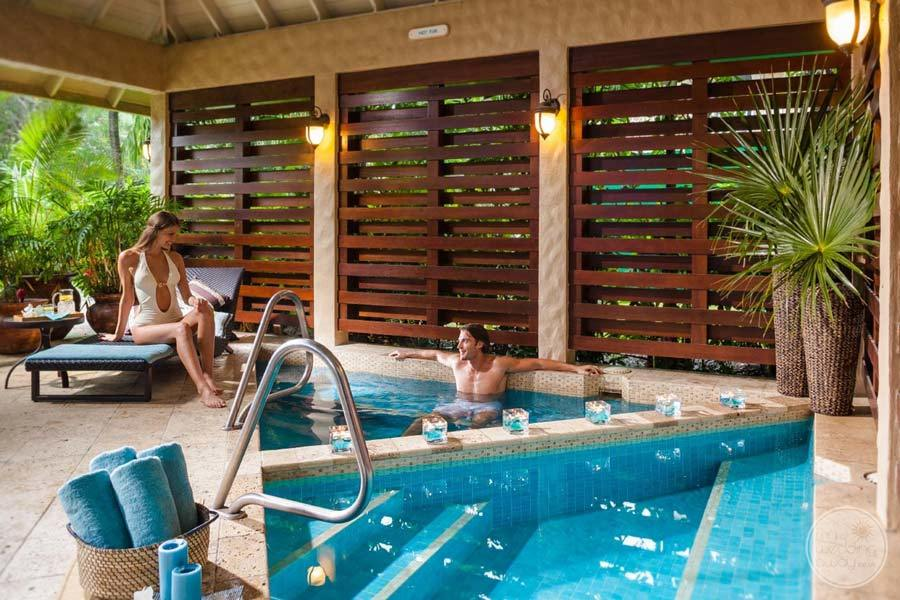 Sandals Grande Antigua Jacuzzi