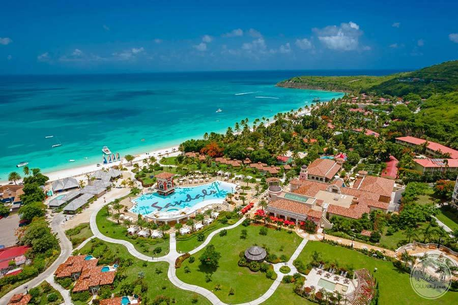 Sandals Grande Antigua Resort Overivew