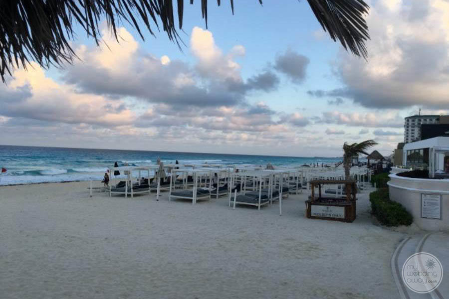 Sandos Cancun Beach and Beds