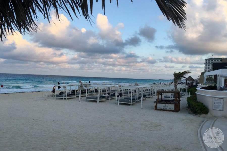 Sandos Cancun Beach and Beds