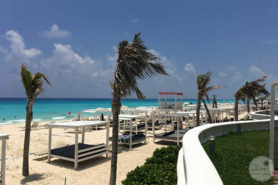 Sandos Cancun Beach
