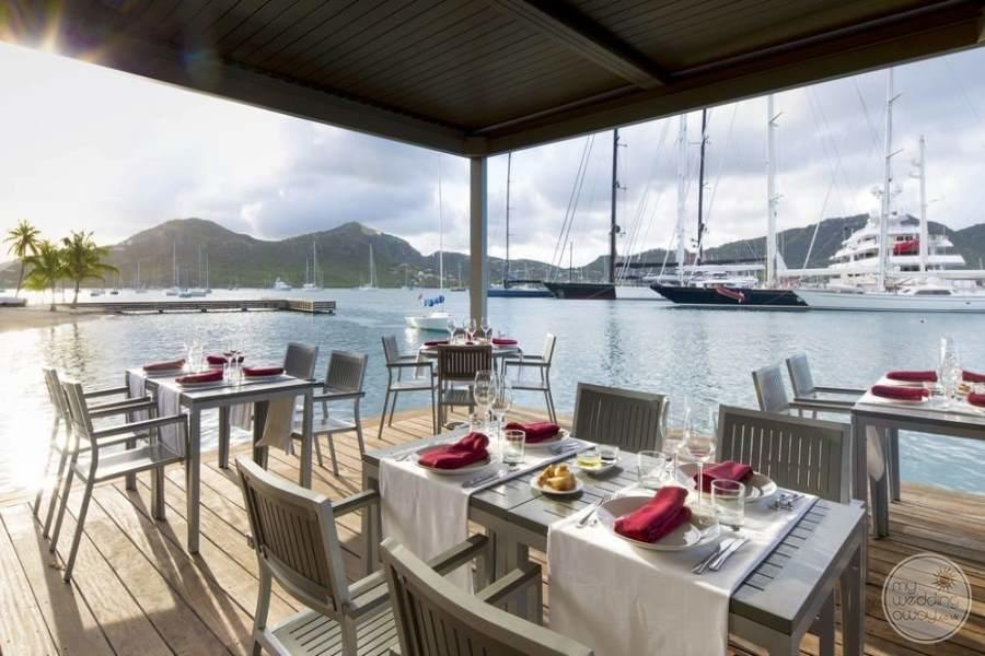 South Point Antigua Dining