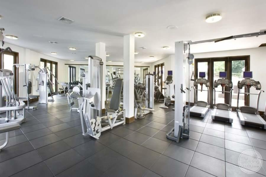 Sugar Ridge Antigua Fitness Club