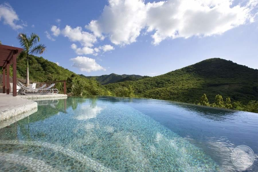 Sugar Ridge Antigua Infinity Pool