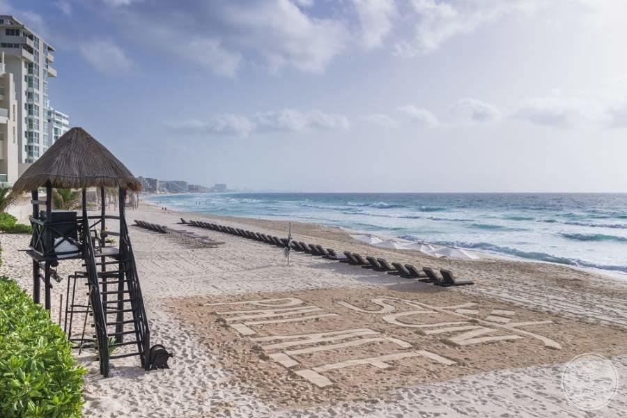 Sun Palace Cancun Beach