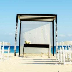 Sun Palace Beach Wedding Venue