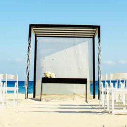 Sun Palace Beach Wedding Venue