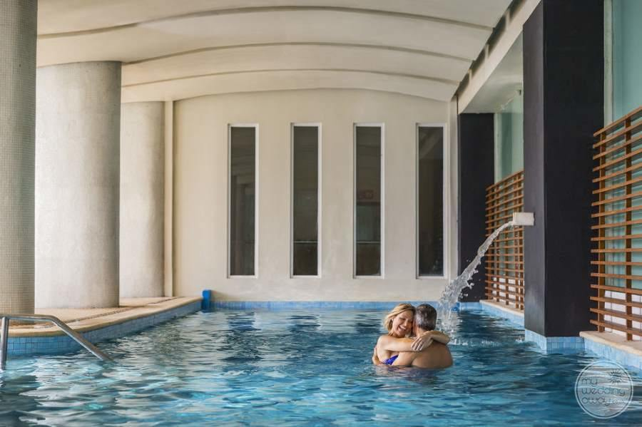 Sun Palace Cancun Indoor Pool