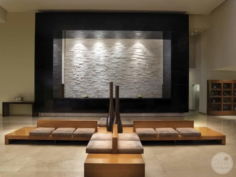 Sun Palace Cancun Indoor Seating