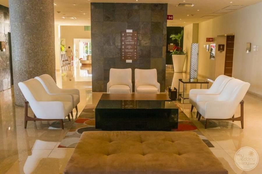 Sun Palace Cancun Lobby Seating