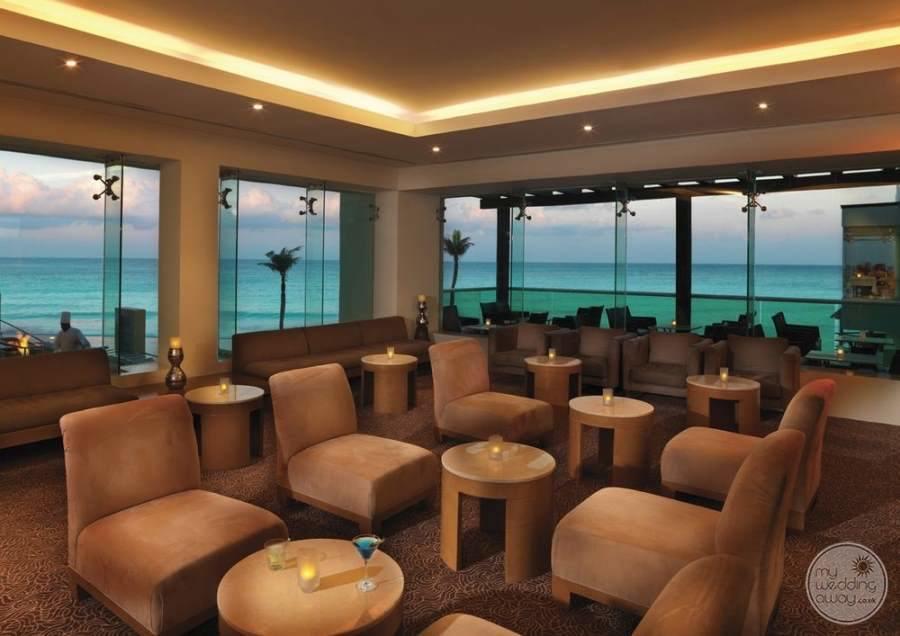 Sun Palace Cancun Lounge Area