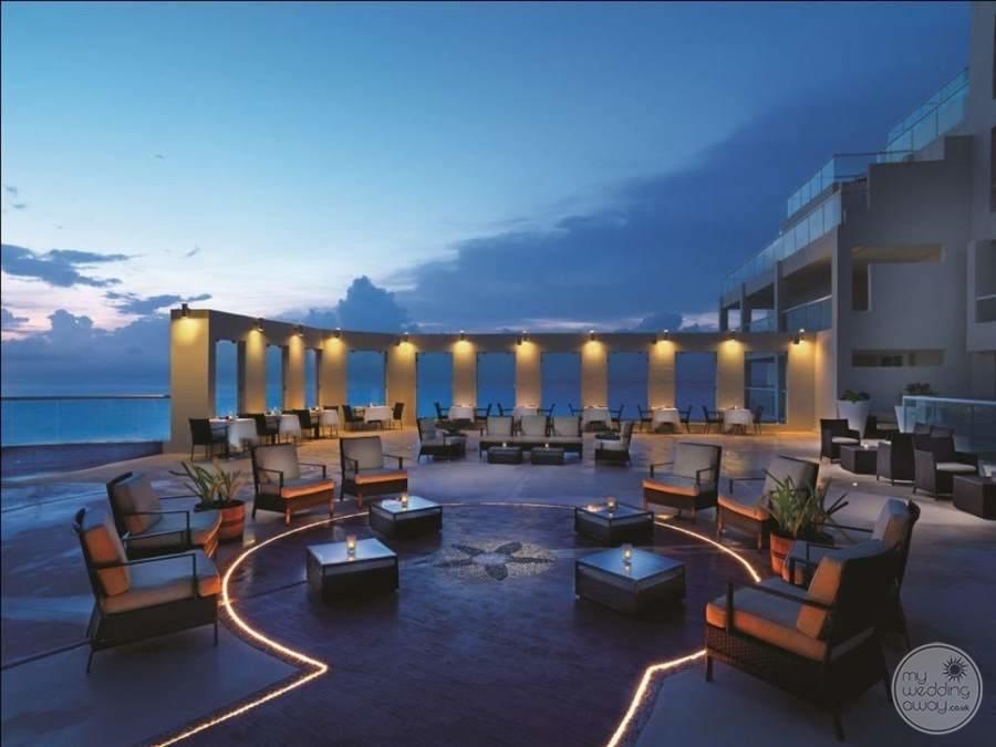 Sun Palace Cancun Outdoor Lounge