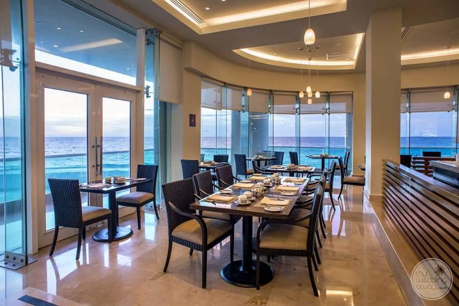 Sun Palace Cancun Restaurant Views