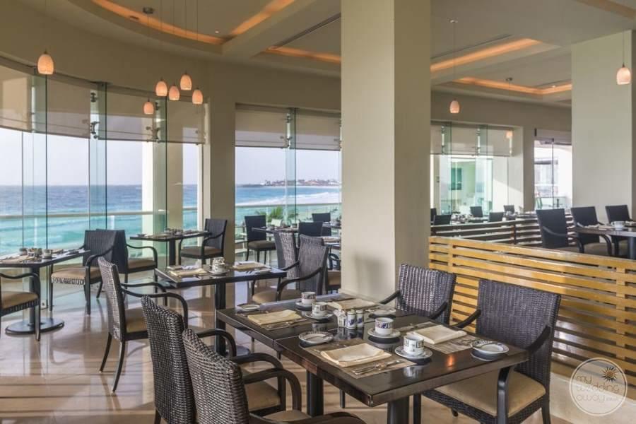 Sun Palace Cancun Restaurant