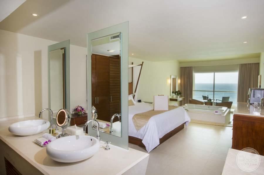 Sun Palace Cancun Room View