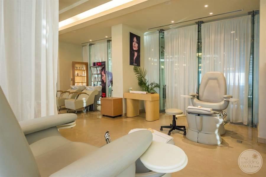 Sun Palace Cancun Spa Beauty Salon