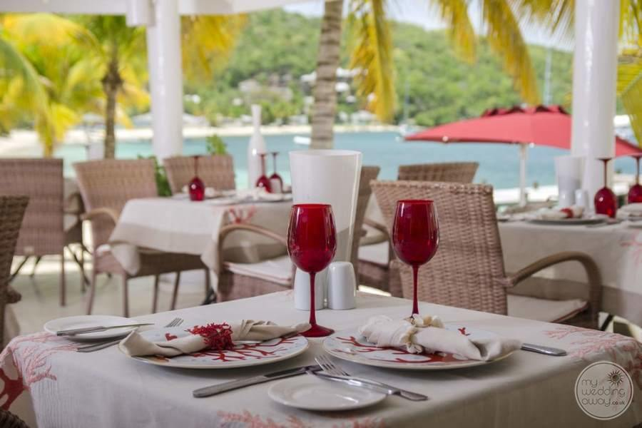 The Inn at English Harbour Antigua Dining