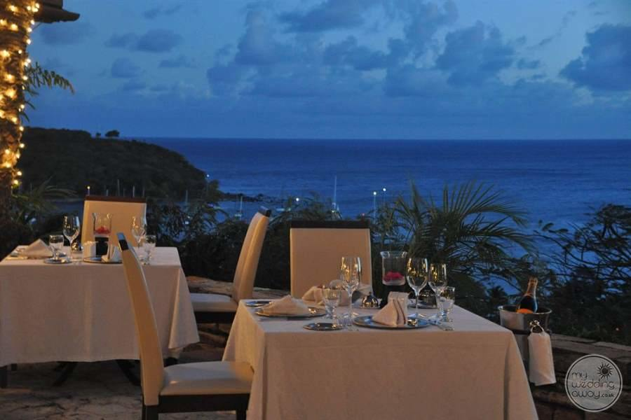 The Inn at English Harbour Antigua Evening Dining