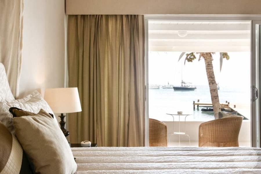 The Inn at English Harbour Antigua Room Views