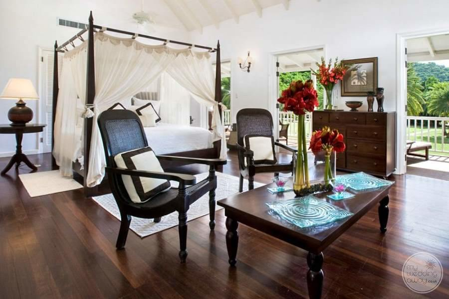 The Inn at English Harbour Antigua Seating