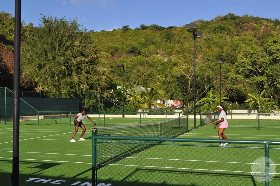 The Inn at English Harbour Antigua Tennis