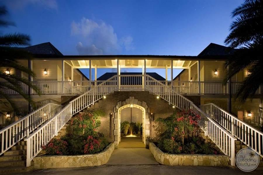 The Inn at English Harbour Antigua to Resort