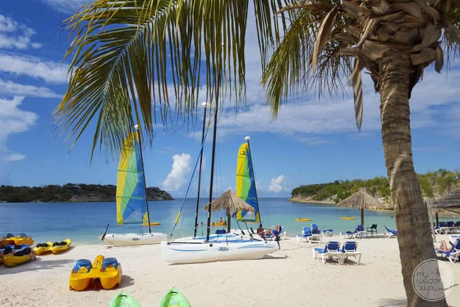 Verandah Resort Antigua Beach Activities