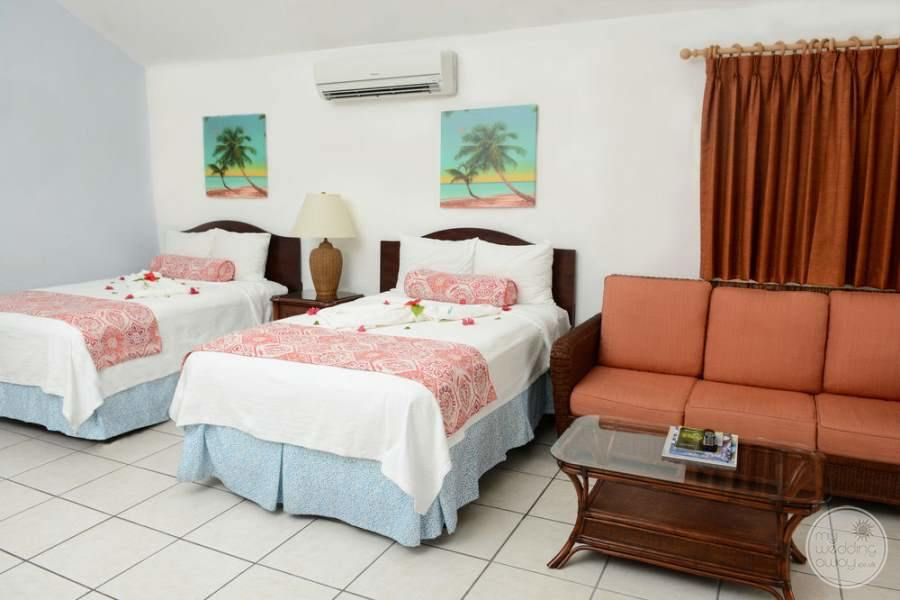 Verandah Resort Antigua Double Room
