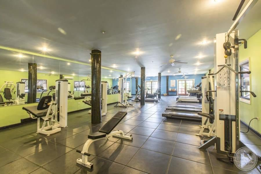 Verandah Resort Antigua Fitness Club