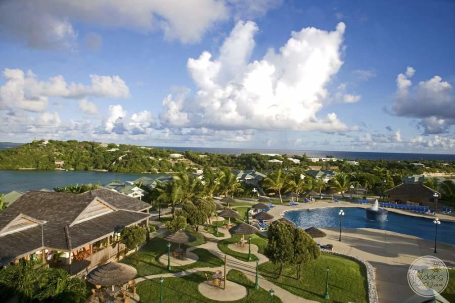 Verandah Resort Antigua Overview