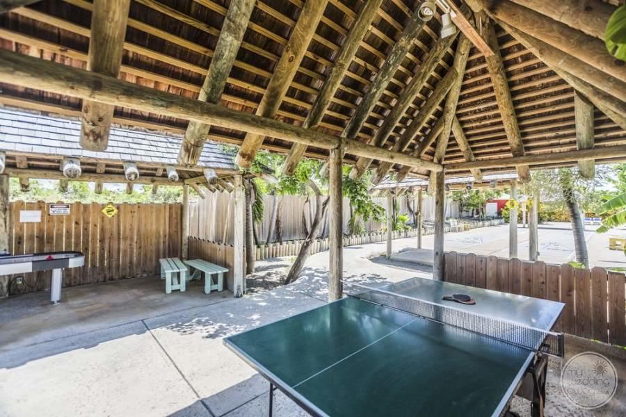 Verandah Resort Antigua Ping Pong