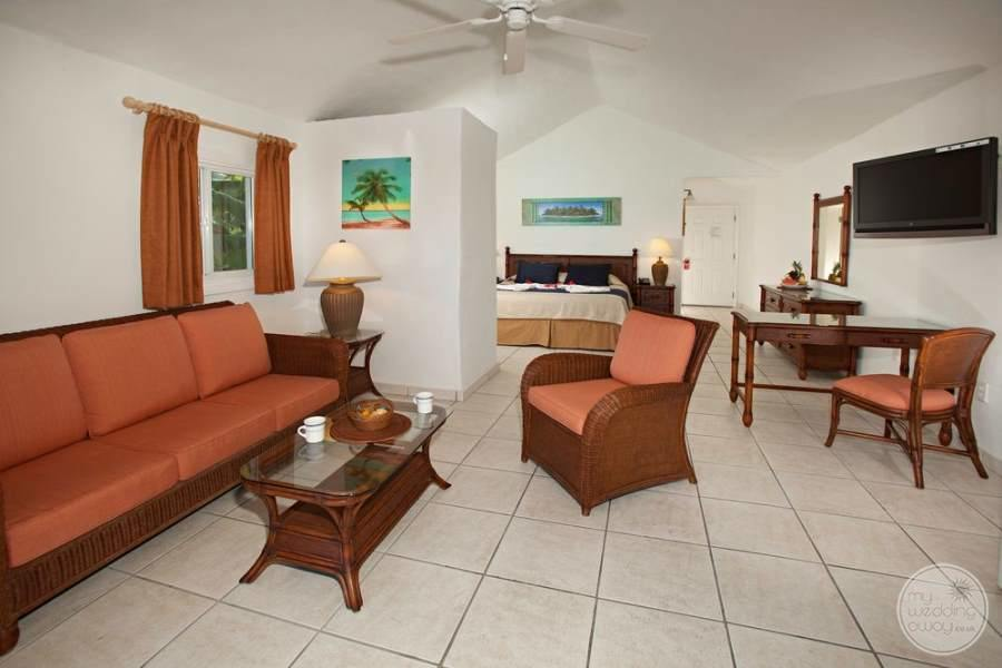 Verandah Resort Antigua Room Seating