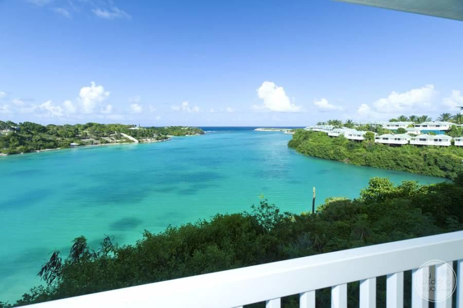 Verandah Resort Antigua View from Balcony