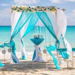 2018 Destination Wedding Colours