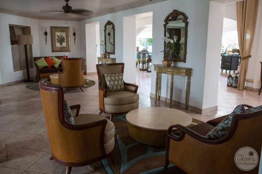 Colony Club Lounge Area