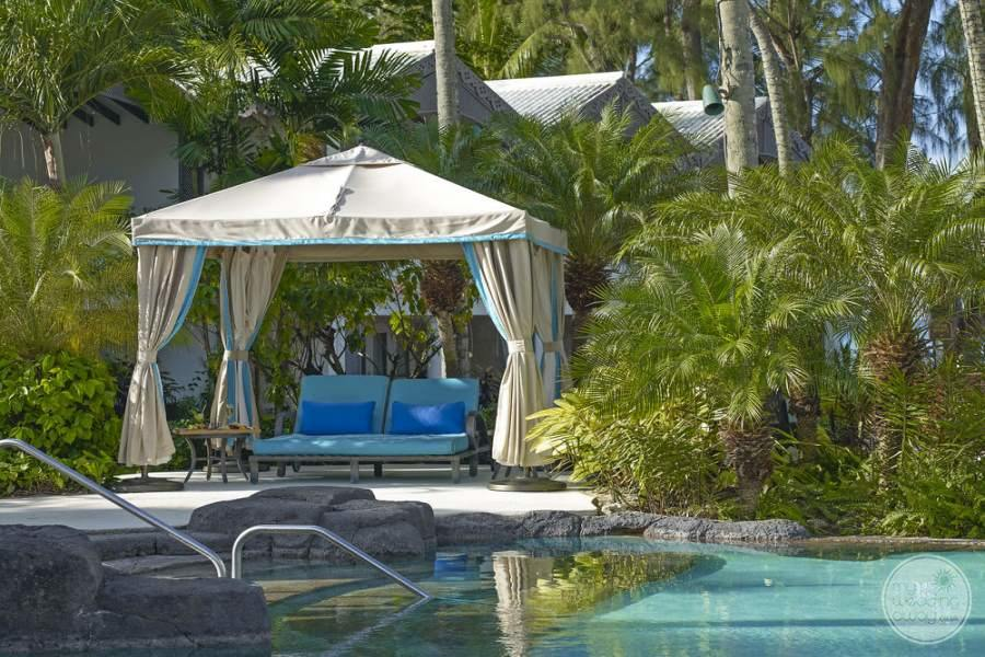 Colony Club Pool and Daybed