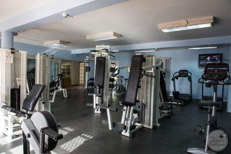 Crystal Cove Fitness Club